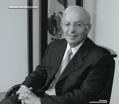 Luis Pazos, presidente de la Condusef