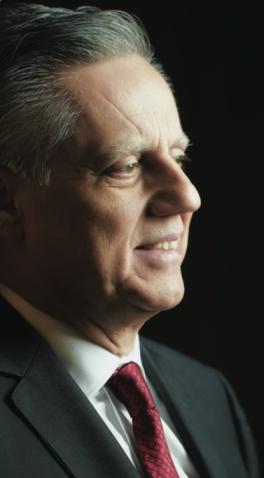 Dr. Manuel Sánchez, subgobernador del Banco de México