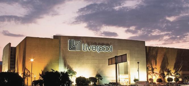 Esta cadena de tiendas departamentales es líder en México, con un entorno externo e indicadores internos muy favorables. El potencial de Liverpool la convierte en una de las emisoras imprescindibles para tu portafolio.