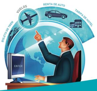 Los avances del mercado de viajes y hospedajes en línea nos permiten, cada vez más, planear un destino completo con unos pocos movimientos en la computadora. El futuro para los viajeros ya está aquí.