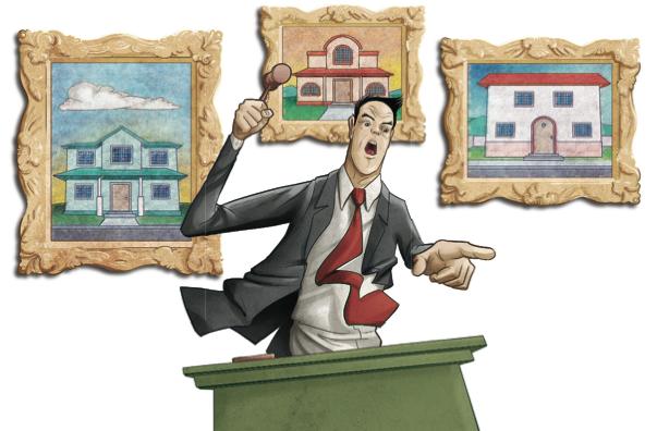 Comprar una casa a mitad de precio puede parecer muy atractivo, pero las subastas son operaciones especializadas altamente riesgosas si no se cuenta con la asesoría adecuada.