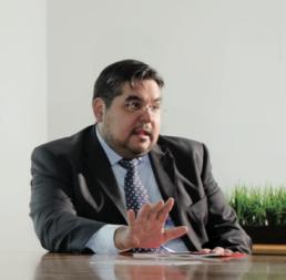 Marco Oviedo, analista en jefe de Barclays México.