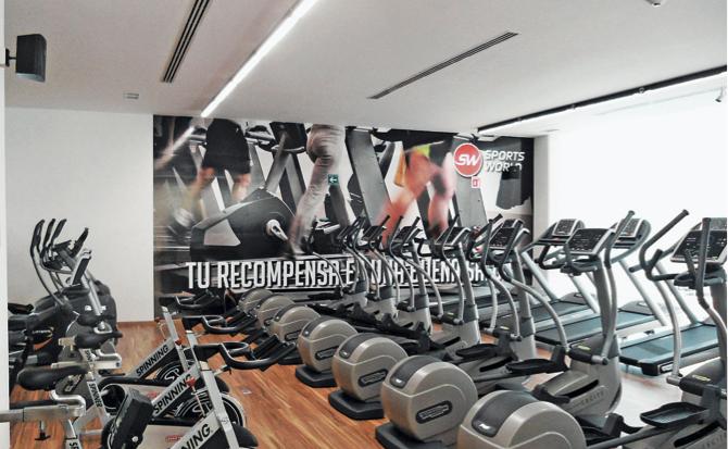 Grupo Sports World, segunda cadena de clubes deportivos más grande de México, tiene un crecimiento orgánico sumamente dinámico: se ha duplicado en los últimos dos años.