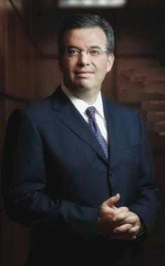 Alejandro Díaz de León, titular de la Unidad de Crédito Público de la SHCP.
