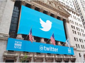 65% de los ingresos de Twitter proviene de publicidad. Este año seguira será imprescindible.