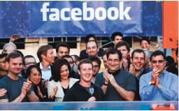 ¿Renace el gigante?  A pesar de que Facebook no tuvo una bueba salida a la Bolsa, hoy el valor de su acción se ha duplicado.